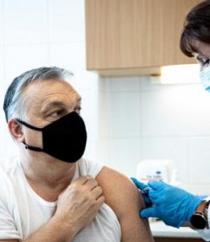 Viktor Orban vaccin