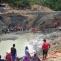 Indonezia alunecare de teren sit minier