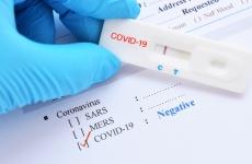 test negativ COVID-19