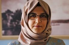 Hatice Cengiz, logodnica lui Jamal Khashoggi