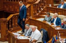 Parlament Moldova