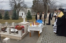parastas Episcopul Grigorie Leu