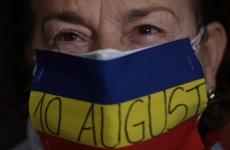 Inquam protest Tribunalul București