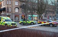 poliție atac Suedia