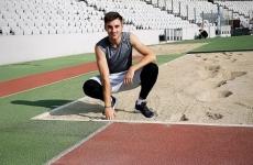 Gabriel Bitan campion săritura în lungime