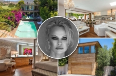 Pamela Anderson casă Malibu