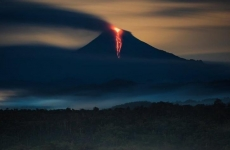 vulcan Sangay