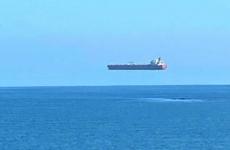 iluzie vapor ocean mare