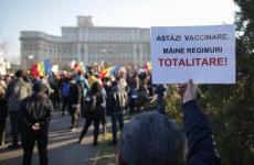 protest vaccin