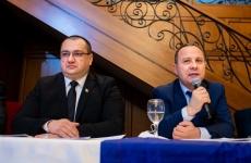 Aurelian Pavelescu, Cristian Terheș PNȚCD