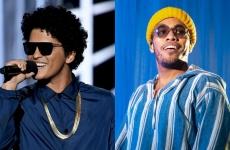Bruno Mars şi Anderson .Paak