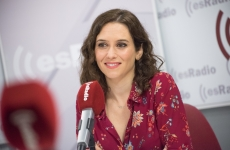 Isabel Díaz Ayuso, președinta regiunii Madrid