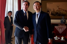 Yang Jiechi Anthony Blinken întâlnire