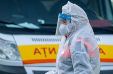 coronavirus ambulanta salvare moldova