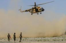 Afganistan elicopter