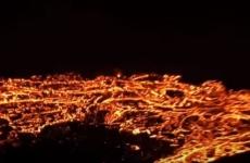 lavă, vulcan