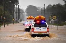 inundații Australia