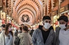 Turcia coronavirus masca