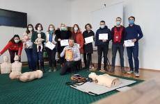 cursuri de prim ajutor Arhiepiscopia Dunării de Jos