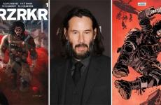 Keanu Reeves benzi desenate