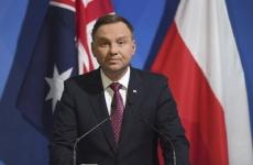 Adrzej Duda, Președintele Poloniei
