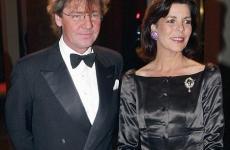Caroline de Monaco și Ernst de Hanovra