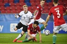 Ungaria u21 fotbal