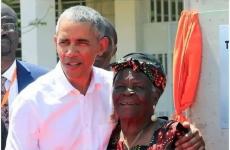 Barack Obama bunica din Kenya