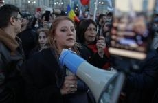 Inquam protest Diana Șoșoacă