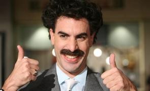 Borat Sacha Baron Cohen