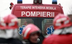 ambulanță pompieri smurd