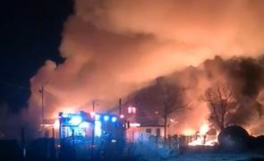incendiu Inotesti