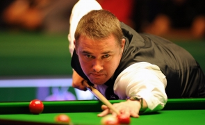 Stephen Hendry snooker