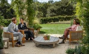 Meghan Markle Prințul Harry Oprah Winfrey