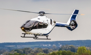 h135 Airbus elicopter