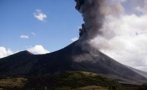 vulcanul Pacaya Guatemala