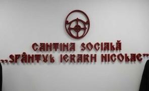 cantina socială Arad