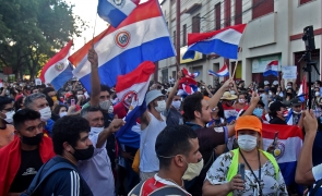 paraguay proteste