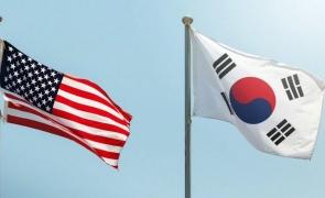 Coreea de Sud SUA