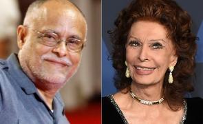 Sophia Loren și Haile Gerima