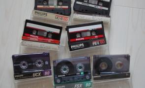 casete audio