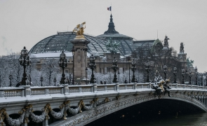 Grand Palais Franța Paris