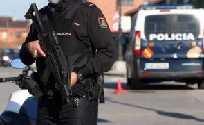 policia national politia nationala spania