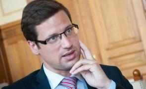 Gergely Gulyas, șeful de cabinet al lui Viktor Orban