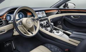 bentley interior masina lux