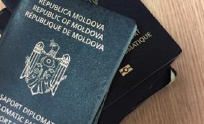 pasaport diplomatic moldova