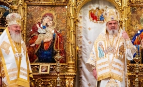 Mitropolitul Andrei Patriarhul Daniel