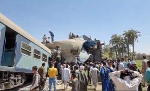tren egipt