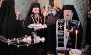patriarhul justinian marina manastirea radu voda