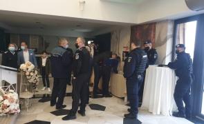 nunta politie